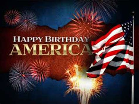 Happy Birthday America Quotes Happy Birthday America Pictures Photos And Images For