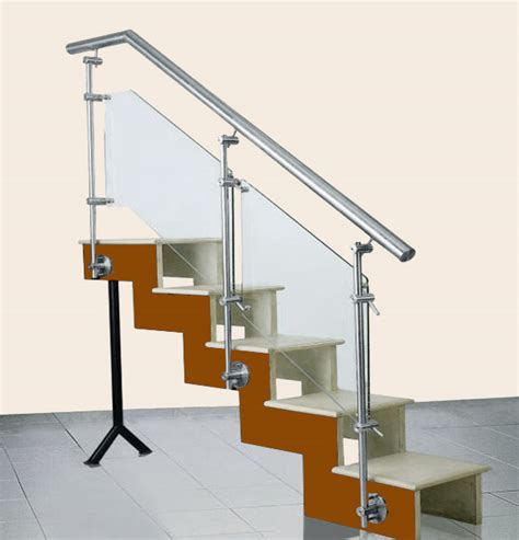 Banister Fittings Plus Rail Tech Company Steel Plus Railing Solution Steel