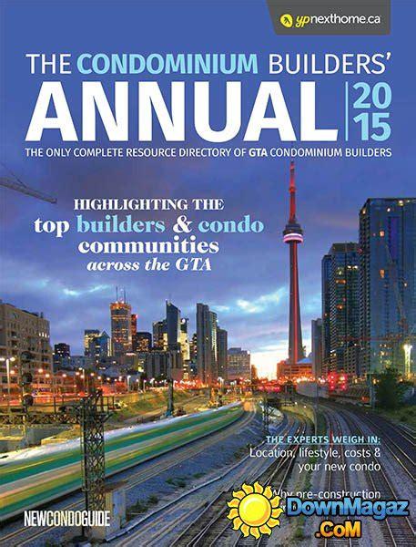 design home magazine no 57 2015 the condominium builders annual 2015 187 pdf