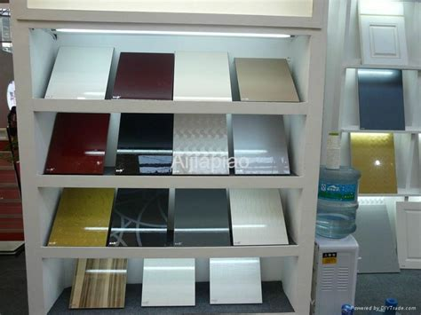 Made In China Kitchen Cabinets by High Gloss Pet Board Aj Yn 004 Aijiapiao China