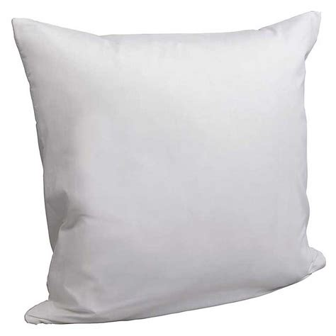 Continental Pillows by Decoline Comfort Continental Pillow 80x80cm Decofurn