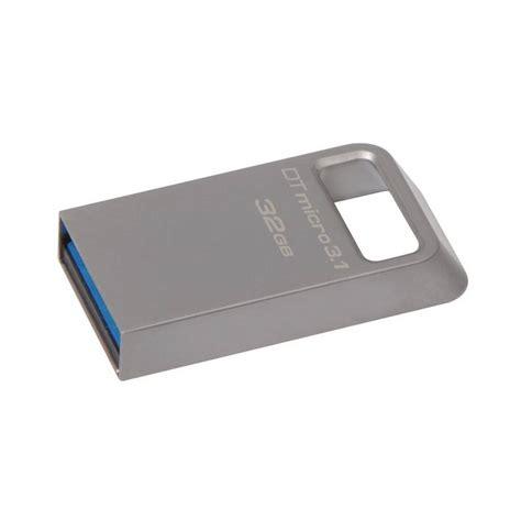 Kingston 32 Gb Usb Flashdisk 3 0 usb flash disk kingston datatraveler micro 3 1 32gb dtmc3