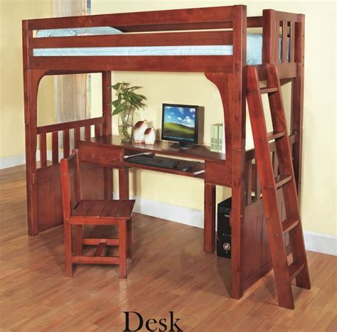 bunk bed with desk for astm kfs stores part 2
