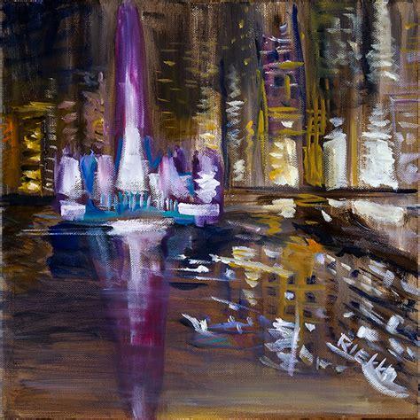 boat canvas orlando fl lake eola fountain laura riekki