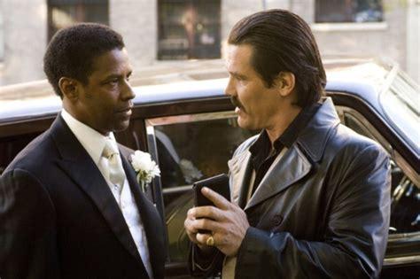 film gangster denzel washington american gangster josh brolin porte une iwc portofino