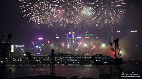 hong kong new year show hong kong new year 2017 fireworks show