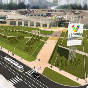 Veranda Obor by New Eur 60 Mln Mall To Be Built On Former Factory Site