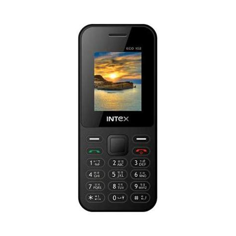 mobile intex intex eco 102 mobile phones
