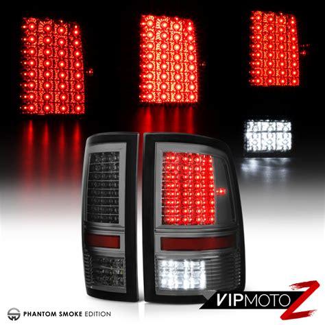 led lights for dodge ram 1500 2009 2017 dodge ram 1500 2500 3500 smoke led signal