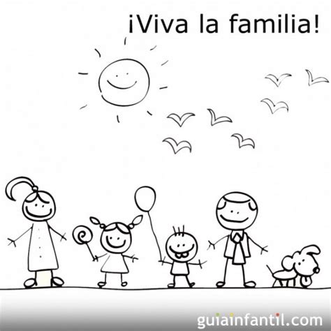 imagenes sobre la familia venezolana dibujos del d 237 a de la familia para colorear colorear