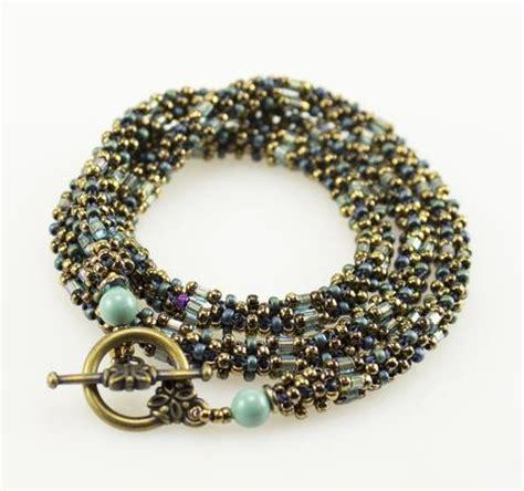 glass bead weaving kit
