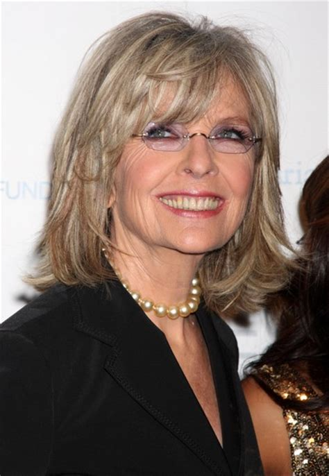 hairstyles for women over 50from loreal diane keaton photos photos l oreal legends gala to