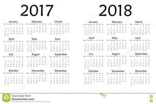 Kalender 2017 And 2018 Week 27 Calendar 2018 Printable Calendar 2018