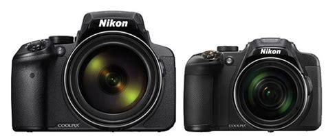 Nikon P900 Sensor Size by Nikon P900 Vs Nikon P610 Comparison Daily News
