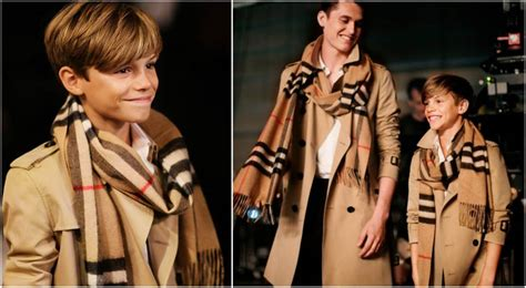 Beckham And To Design Childrens Line by David And Beckham S Four Children Cuteness