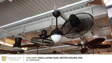 dual motor ceiling fan with light dual motor ceiling fan ceiling design ideas