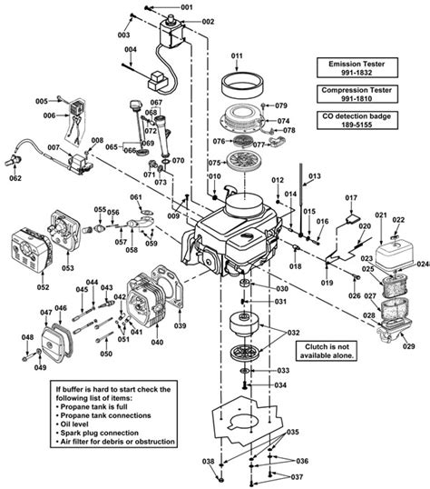 honda gxv 390 parts diagram honda free engine image for