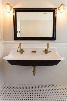 kohler trough bathroom sink 1000 images about brockway sink on sinks