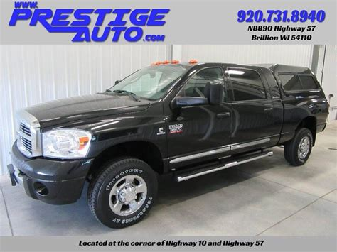 2007 dodge 3500 mega cab for sale dodge ram 3500 mega cab for sale used cars on buysellsearch