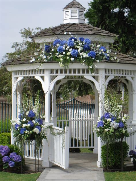 outside gazebo best 25 wedding gazebo ideas on