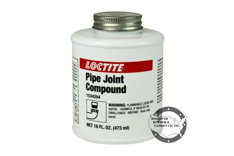 Permatex Pipe Joint Compound 80045 51d adhesives sealants big river rubber gasket