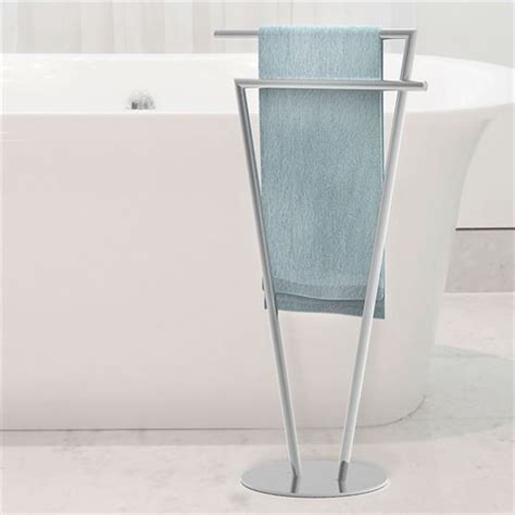 Floor Standing Towel Rack by Towel Rack Floor Stand