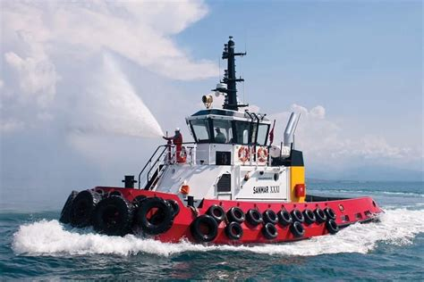 tugboat builders tugboat builders know how to create powerful engines