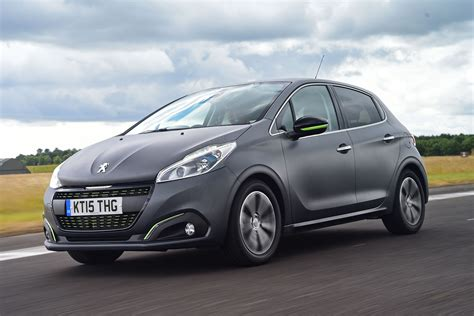 peugeot new 208 new peugeot 208 facelift review pictures auto express