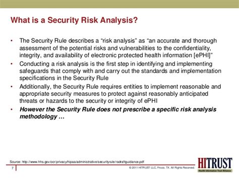 Meaningful Use Security Risk Analysis Template by Hitrust Csf Meaningful Use Risk Assessment