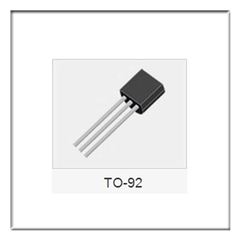 transistor bc547 cost bc547 npn epitaxial silicon transistor to 92 package buy bc547 transistor package to 92
