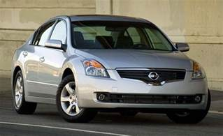 Nissan Altima 2008 Car And Driver