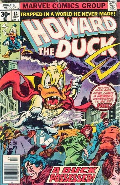 Howard the Duck (1976 1st Series) comic books