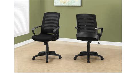 Desk Chair Accessories Chasefield Black Desk Chair