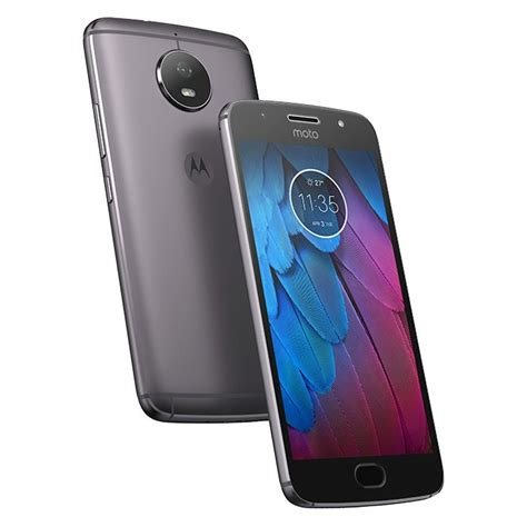 Motorola Moto G5s celular libre motorola moto g5s ds gris 4g ktronix tienda
