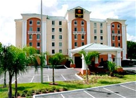 Comfort Suites In Orlando Fl by Comfort Inn International Orlando Orlando Florida