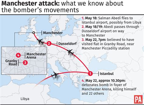 full birth certificate manchester inquest opens into manchester arena suicide bomber s death