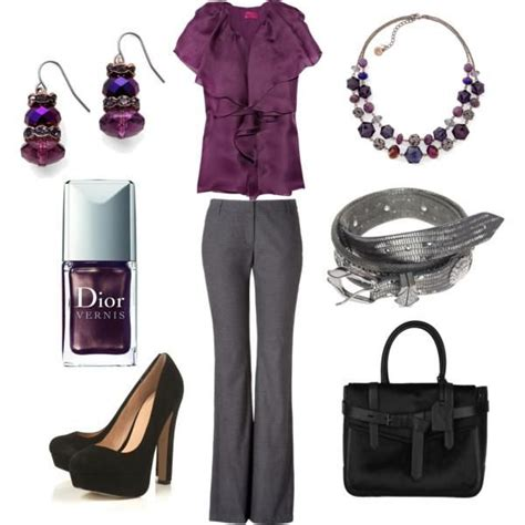 what color shoes to wear with eggplant dress