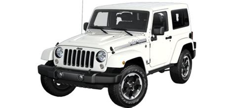 Jeep Build And Price Jeep Build Price Wrangler Polar Edition 4x4 White