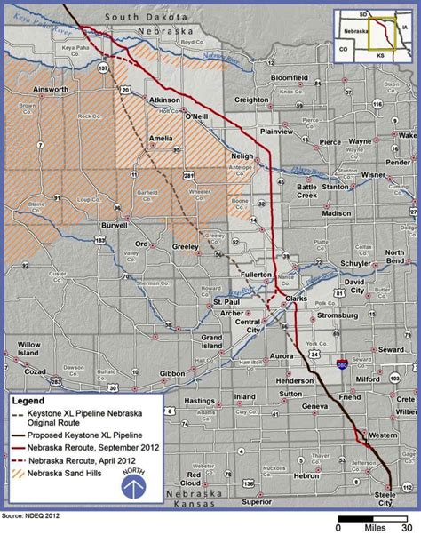 keystone pipeline map texas keystone xl pipeline route map texas