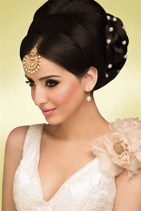 elegant indian hairstyles 285 best images about asian bridal hair accessories and