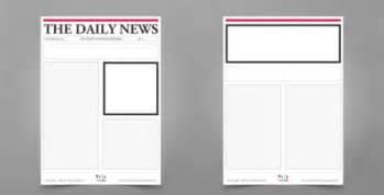 Zeitungsartikel Design Vorlage Writing