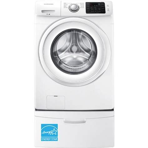 samsung front load washing machine detergent dispenser samsung wf42h5000aw 4 2 cuft front load washer 8 cycles