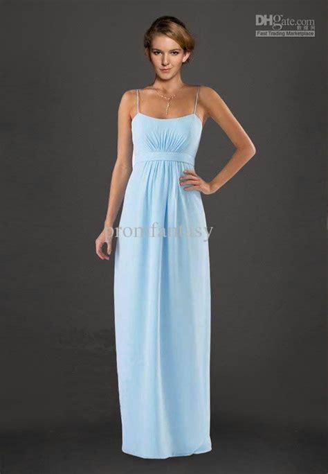 Light Blue Bridesmaid Dress by Light Blue Chiffon Bridesmaid Dresscherry Cherry