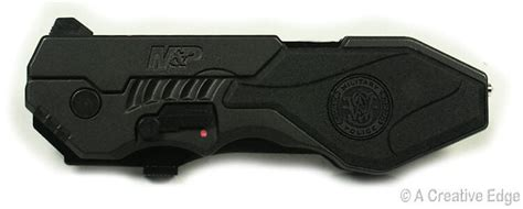 Smith Wesson Assisted Knife Black Glass Breaker 1 smith wesson m p assisted open black tactical folding pocket knife mp4l ebay