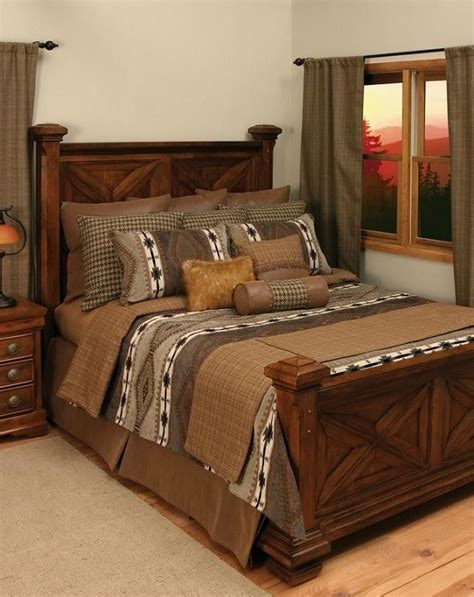 rustic king size comforter sets 17 best ideas about rustic bedding sets on pinterest