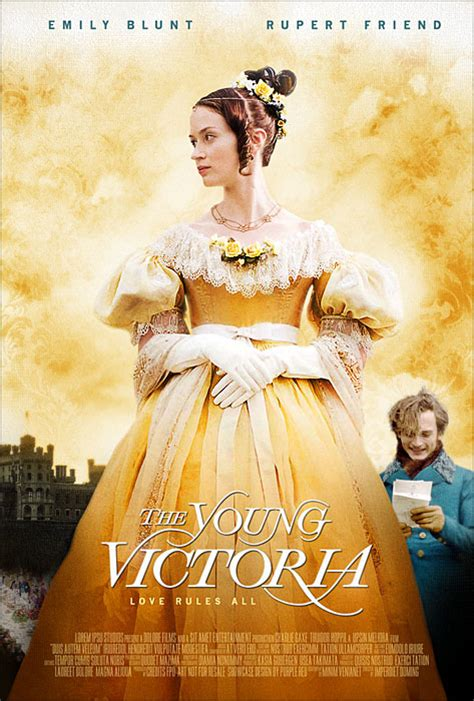 queen victoria film 2010 costume drama thursday victoria albert and the young