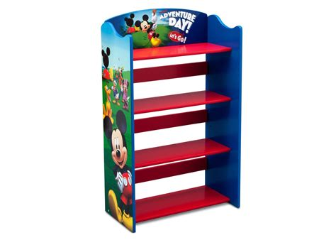 mickey mouse bookshelf delta children s products