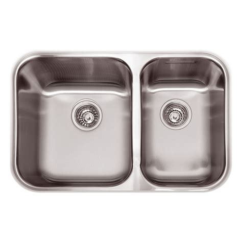 Abey Sinks abey 1 75 left bowl stainless steel brisbane