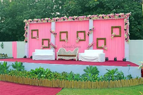Sbg Florist   Wedding Decorators in Surat   ShaadiSaga