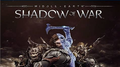 Kaset Ps4 Middle Earth Shadow Of War Middle Earth Shadow Of War Announced For Xbox Scorpio Ps4 Pro Xo Ps4 Win10 And Steam